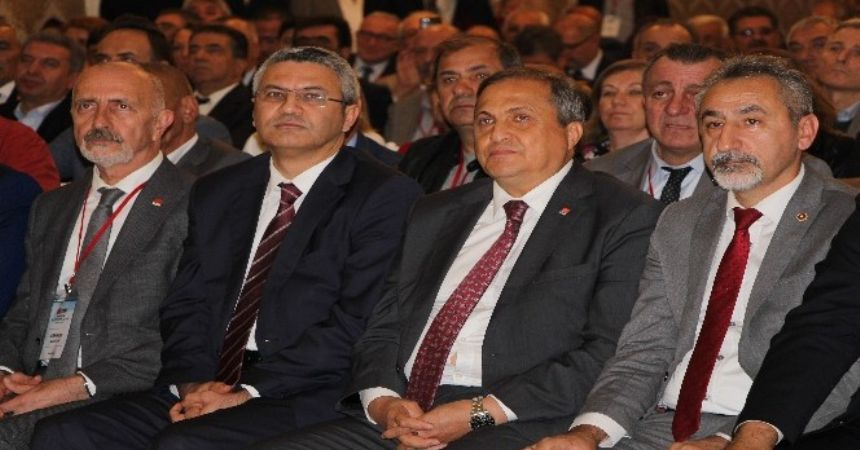 CHP Samsun'da toplandı