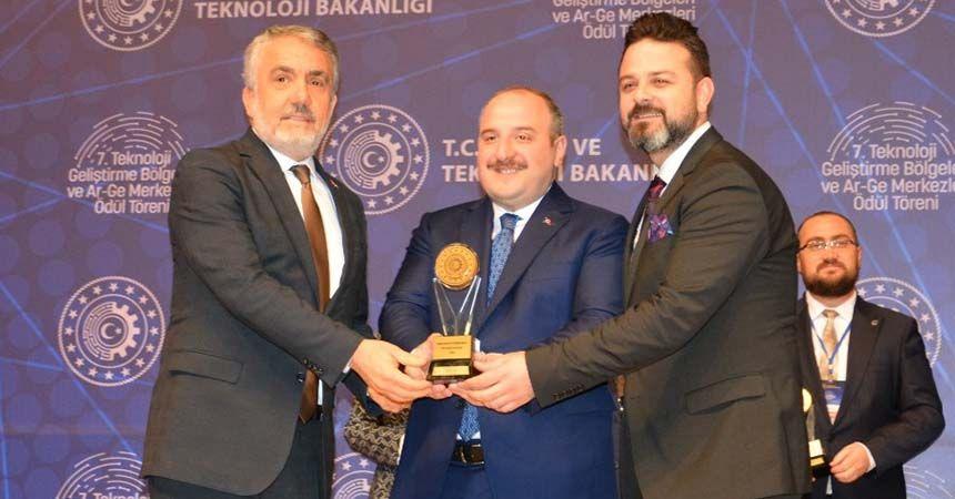 Samsun Teknopark Ankara'da zirveye çıktı