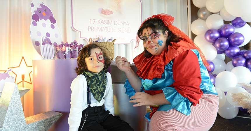 Hastanede 'Dünya Prematüre Günü' etkinliği