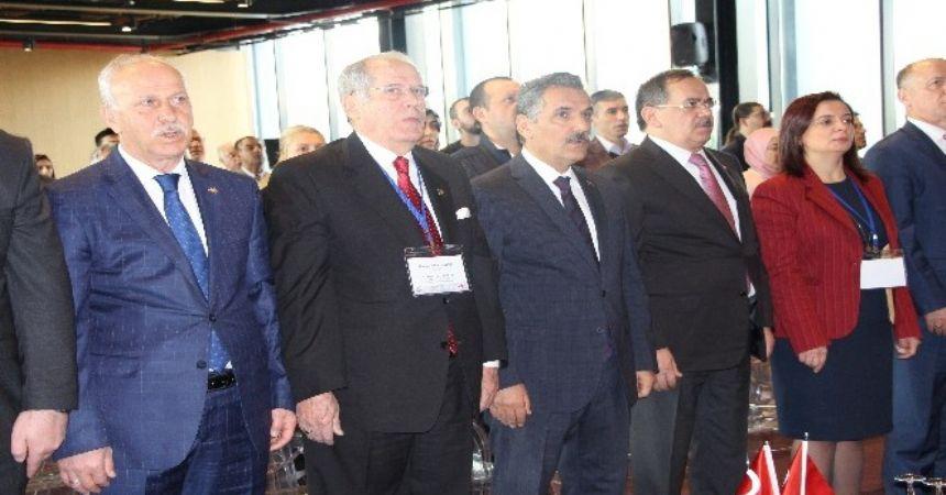 13.Balkan Türkleri kongresi Samsun'da