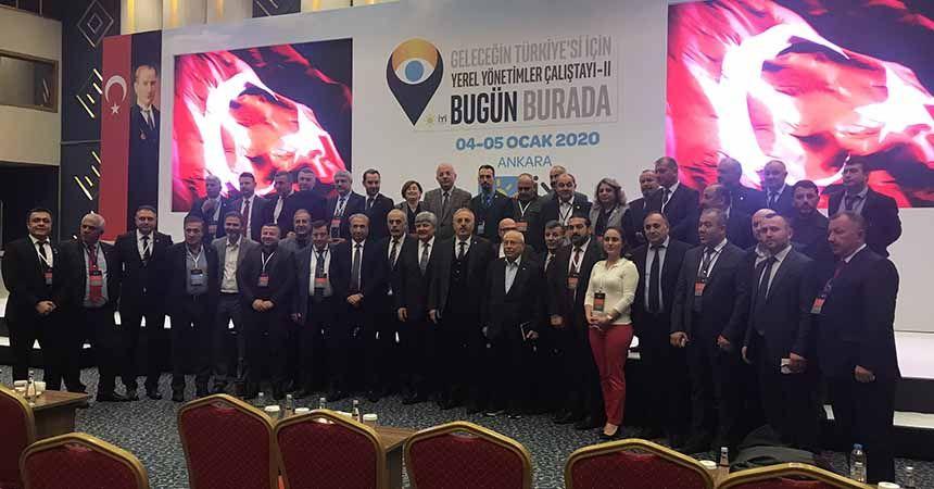 Yaşar: Güçlü bir yerel yönetim için desteğe hazırız