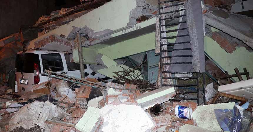 Depremde can kaybı artıyor: 22 ölü, 1015 yaralı