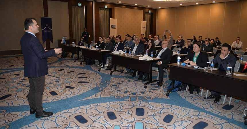 Finansal Raporlama Eğitimi Samsun'da başladı