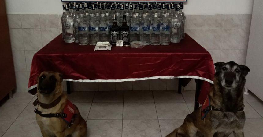 Uyuşturucuya iki gözaltı