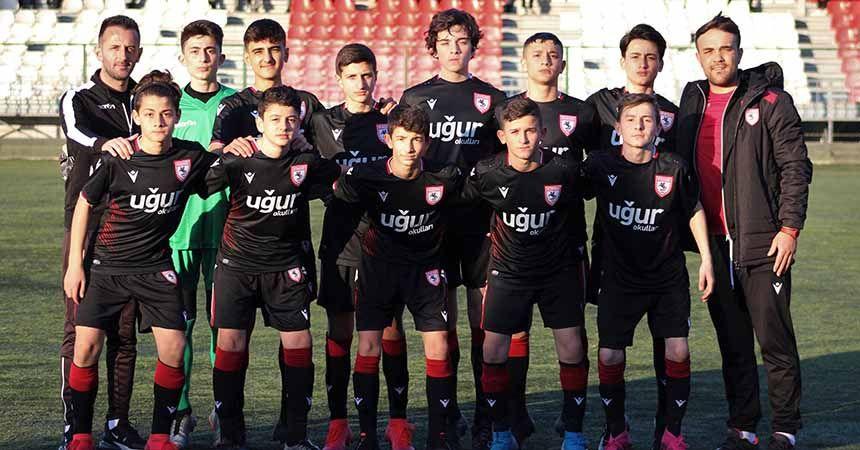 U14 takımı Türkiye Şampiyonasına katılacak