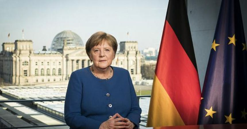 Merkel karantinaya alındı. Doktorunda Kovit-19 çıktı