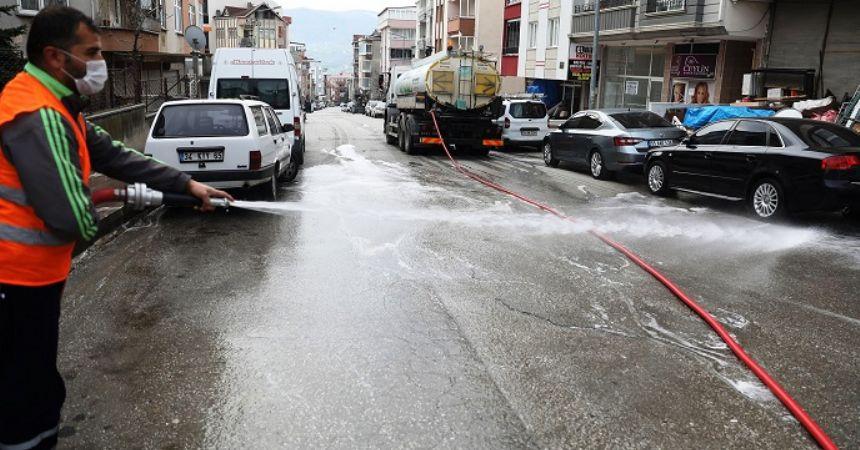 İlkadım'da sokak sokak mücadele