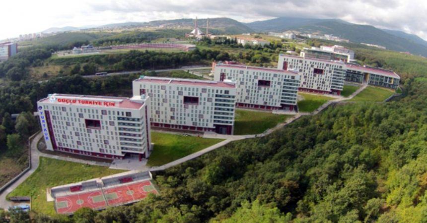 Türk öğrenciler Samsun'da