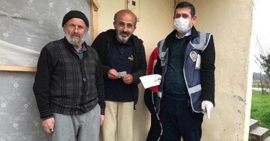 Yardımlar 5.113 kişiye ulaştı