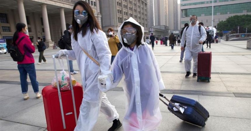 Wuhan coronadan temizlendi