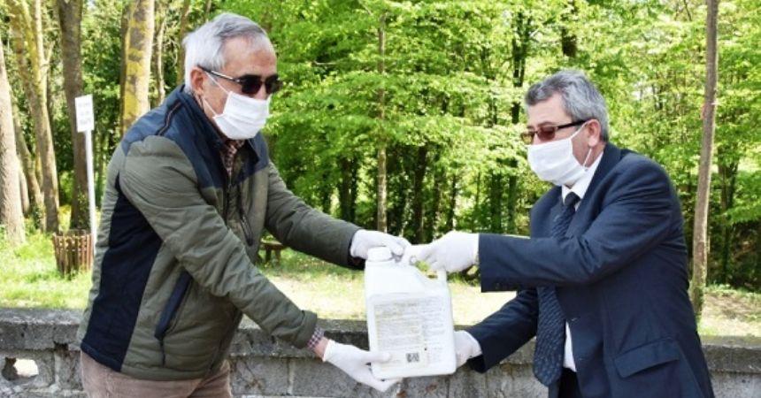 Organik köye organik destek