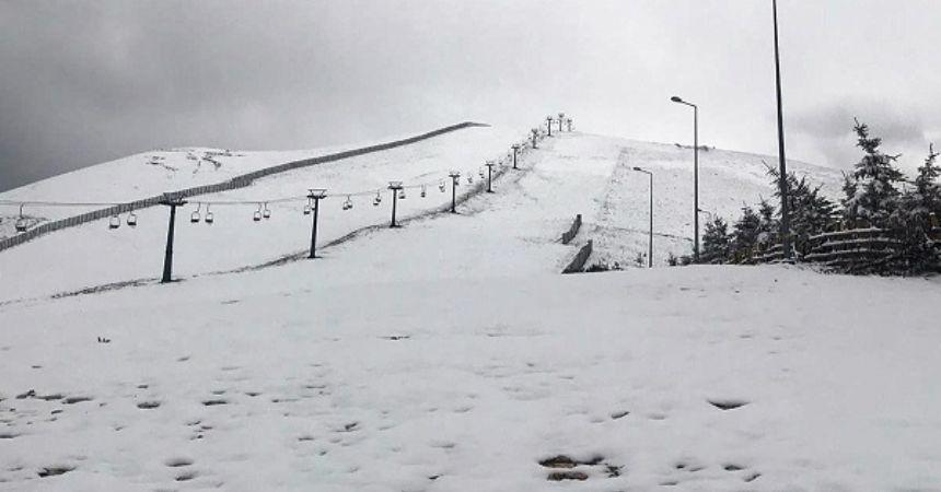 Samsun'da kar sürprizi