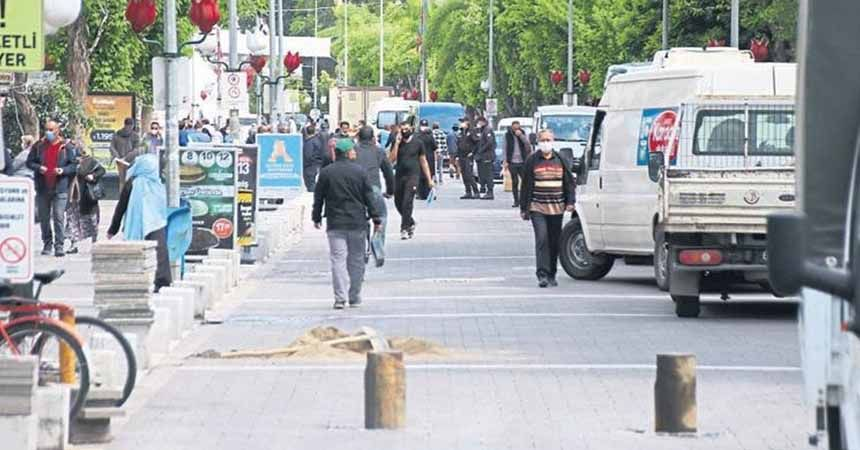 Karadeniz'de sokaklar normalleşme süreciyle hareketlendi