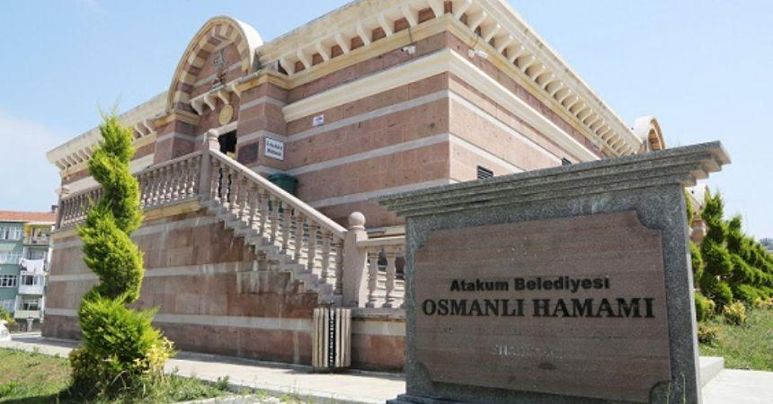 Osmanlı hamamı açıldı