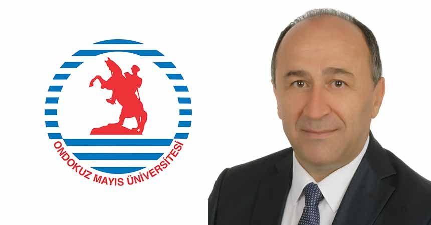 Prof. Bozoğlu OMÜ Rektörlüğü'ne aday oldu