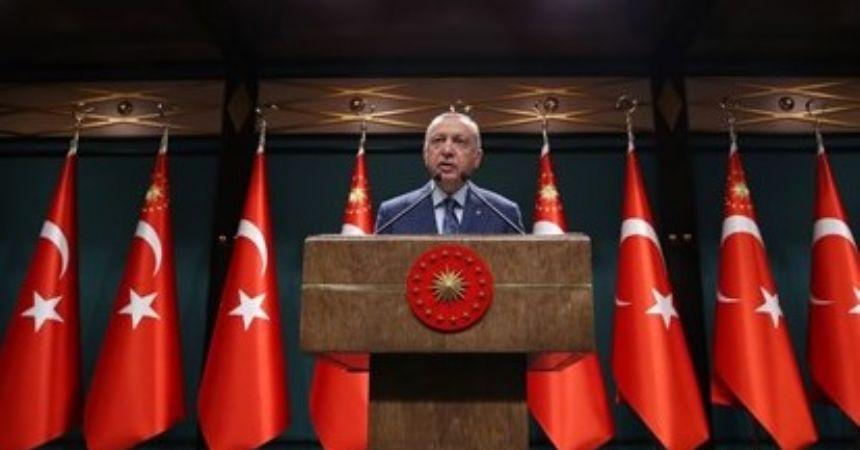 Erdoğan: Salgın kısıtlamaları sürecek