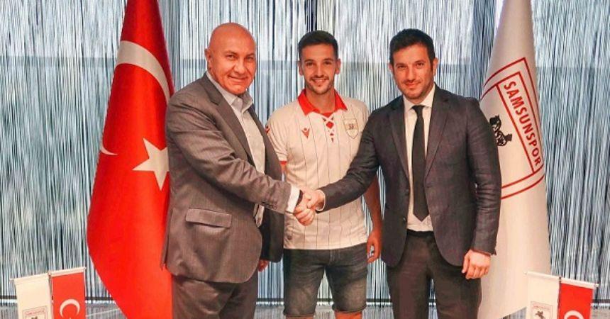 İlk transfer Savicevic