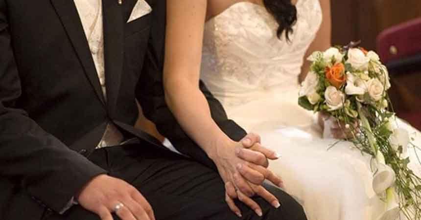 Düğünden sonra gelinin ateşi çıktı, korkulan oldu...