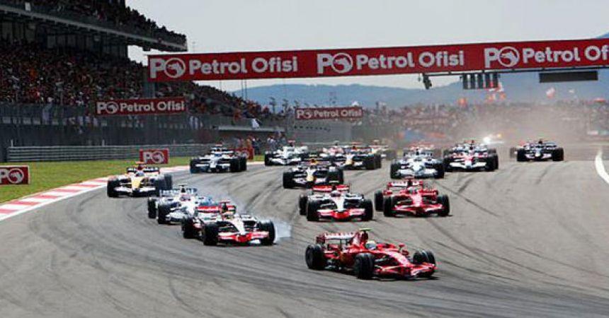 Formula-1 İstanbul'a geri dönüyor