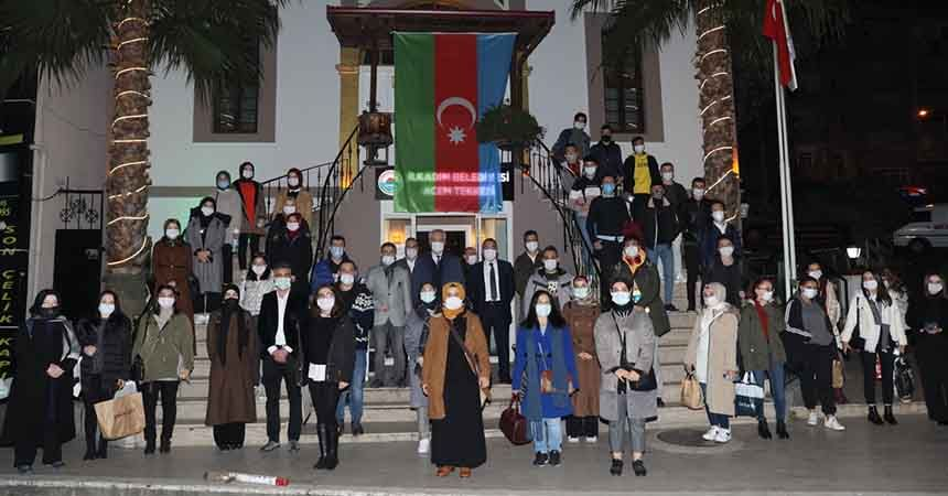 İLKEM öğrencileri 10 Kasım'da Ata ile buluştu