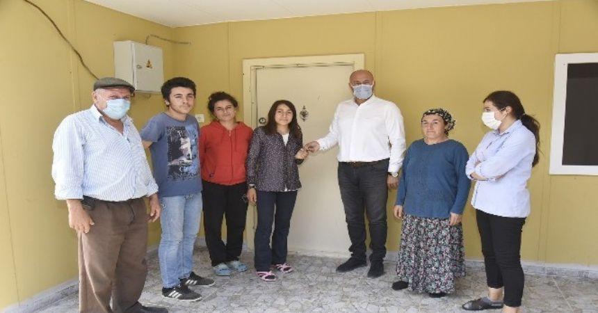 Tekkeköy'de sosyal belediyecilik