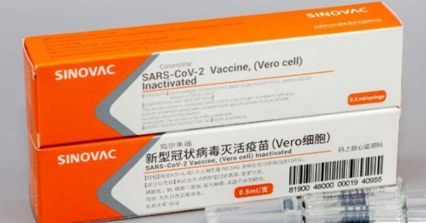 Neden Çin aşısı? İşte cevabı