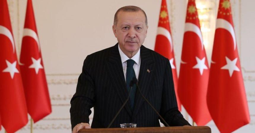 Erdoğan: Hedef sayıya ulaşınca kısıtlamalar kaldırılacak