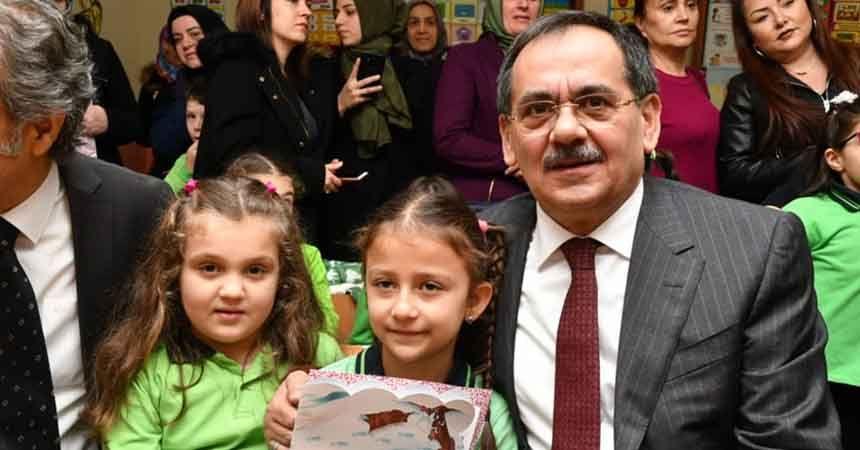 Başkan Demir öğrencilere başarı diledi