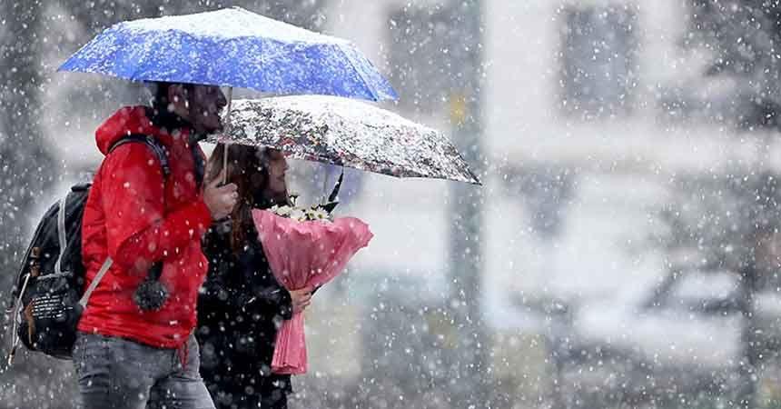 Meteoroloji uyardı: Çok yoğun kar yağacak