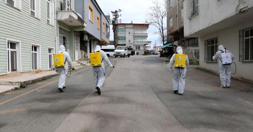 Virüs avcıları görev başında