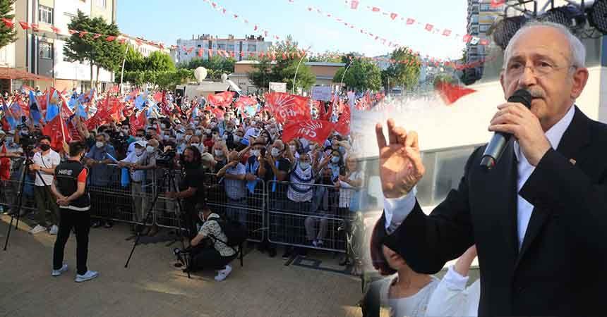 Kılıçdaroğlu: Samsun, örnek alınacak kent