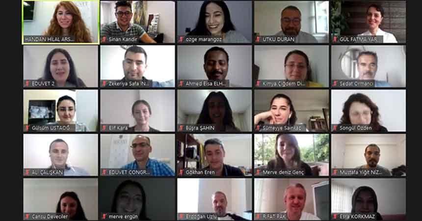 Veteriner Bilimleri Kongresi çevrimiçi toplandı