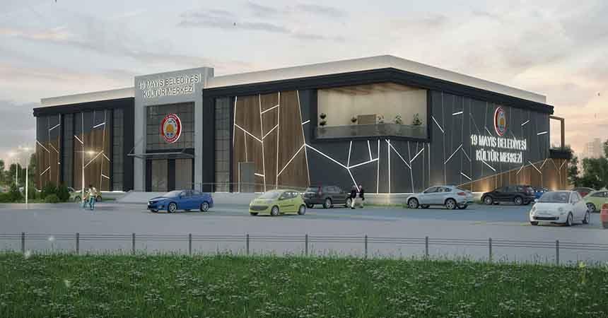 Kültür merkezi yeniden ihaleye çıkıyor