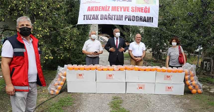 Meyve üreticilerine destek