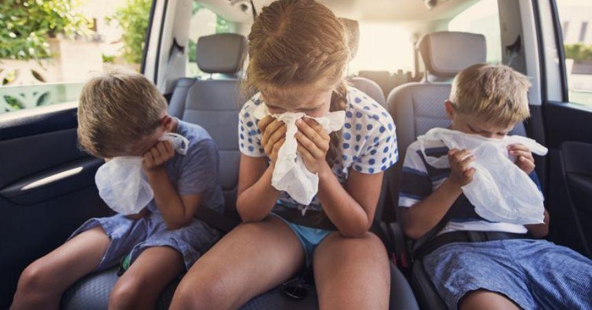 Okullar açıldı norovirüs patladı