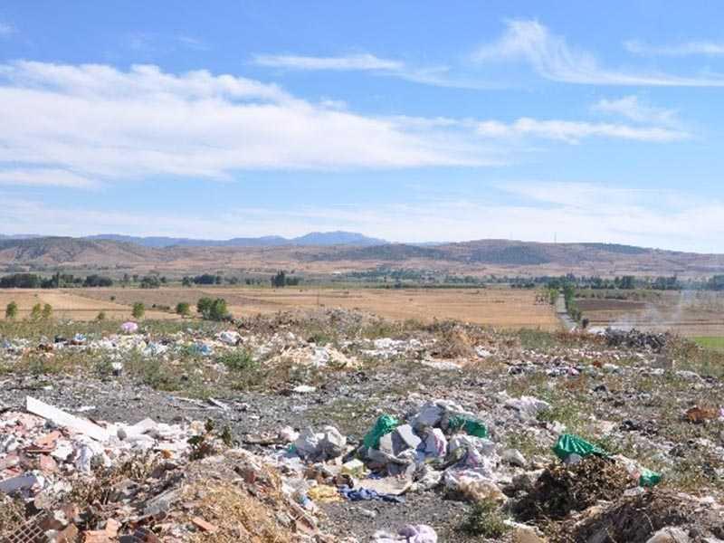 Eski Çöplük Doğaya Kazandırılacak