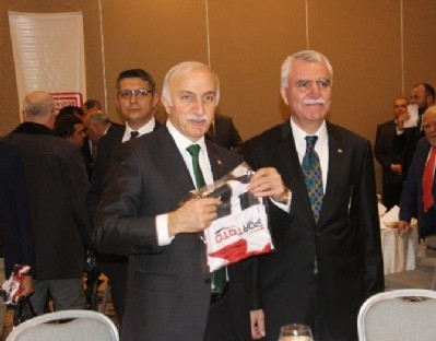 Samsunspor'un borcu 45 milyon TL
