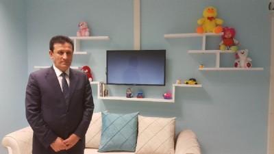 Türkiye'ye örnek 'görüşme odası'
