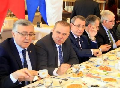 'Demokrasi, Medya ve Avrupa Birliği' konferansı