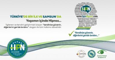 TÜRKİYE'DE BİR İLK VE SAMSUN'DA