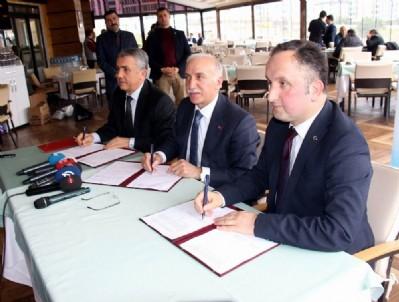 'Eğitimde İşbirliği Protokolü' imzalandı