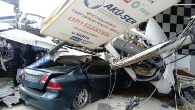 TIR şoförü kalp krizi geçirdi, olanlar oldu