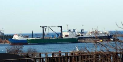 Türkiye-Rusya deniz ticareti gelişiyor