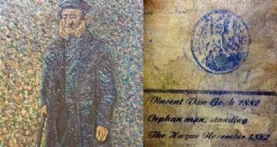 Tokat'ın Van Gogh tablosu sahte çıktı