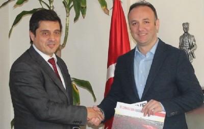 MÜSİAD'dan CHP'ye ziyaret