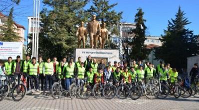 Sağlık için bisiklet