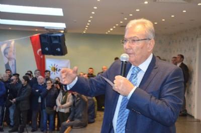'Konu memleket, millet, devlet, Türkiye konusudur'