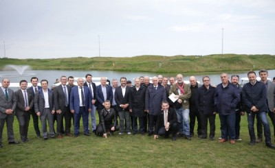 Bakan Kılıç, spor basınını Samsun'da ağırladı