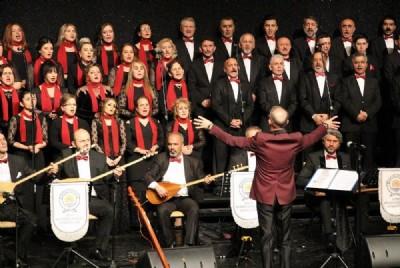Yıldıray Çınar konserle anıldı