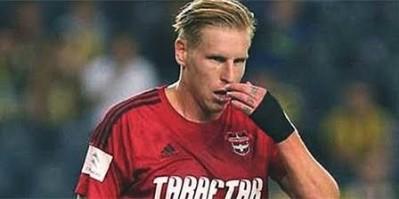 Süper Lig'de intihar şoku